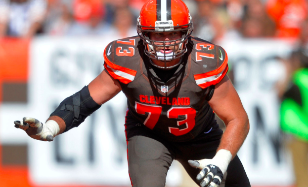 Top 10 Cleveland Athletes of All Time: #9 – Joe Thomas