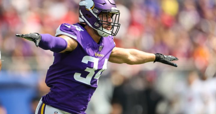 BIG HITS VIDEO: New Brown Andrew Sendejo