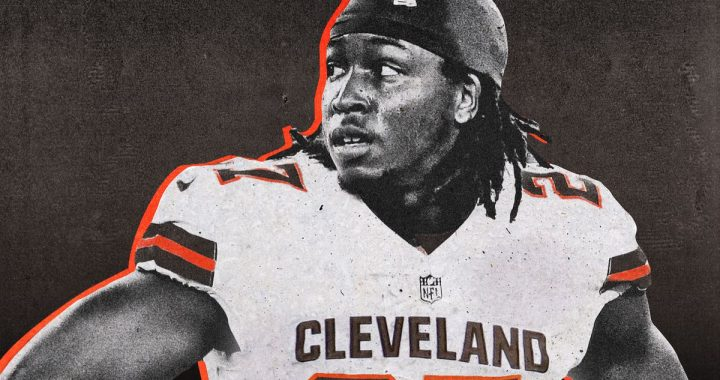 Reaction to Kareem Hunt and Browns Reaching Agreement