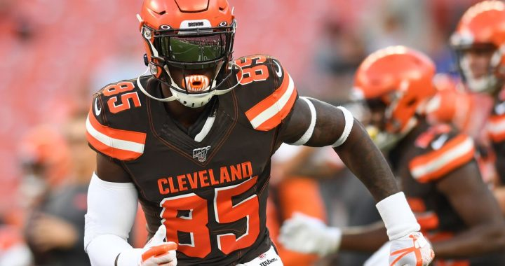 Browns Exercise Options, Creates Opportunities with Njoku