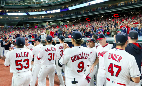 VIDEO: Cleveland Indians 22-Game Streak in '17!!!