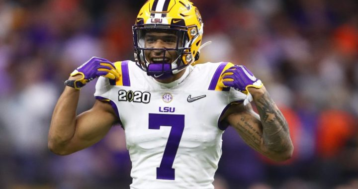 Browns 44th Pick – S Grant Delpit Highlights!!!