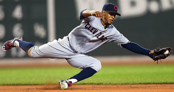 VIDEO: Lindor Making it Look Easy