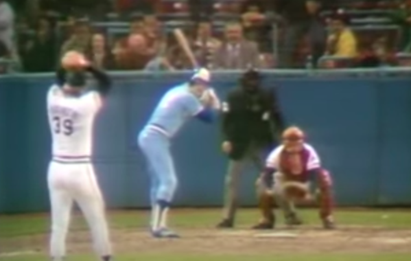 WATCH: Len Barker Completes Perfect Game