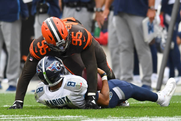 The History Of The Browns Vs The Titans Oilers Cleveland Sports Talk