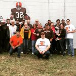 Browns Fans In the Heart Of Kansas Represent That Loyalty We All Cherish